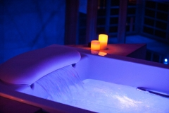 Whitefalls Spa Lodges - luxury accommodation, Isle of Lewis -022-1310