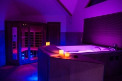 Whitefalls Spa Lodges - luxury accommodation, Isle of Lewis -008-1310